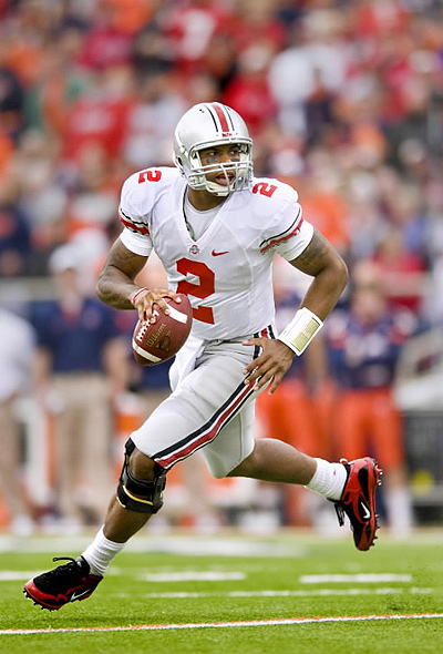 Terrelle Pryor Sugar Bowl. it was the Sugar Bowl and